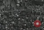 Image of Victory in Europe Day London England United Kingdom, 1945, second 8 stock footage video 65675066455