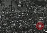 Image of Victory in Europe Day London England United Kingdom, 1945, second 9 stock footage video 65675066455