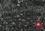 Image of Victory in Europe Day London England United Kingdom, 1945, second 10 stock footage video 65675066455