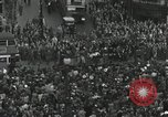 Image of Victory in Europe Day London England United Kingdom, 1945, second 11 stock footage video 65675066455