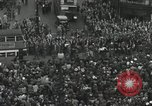 Image of Victory in Europe Day London England United Kingdom, 1945, second 12 stock footage video 65675066455