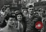 Image of Victory in Europe Day London England United Kingdom, 1945, second 4 stock footage video 65675066458