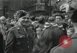 Image of Victory in Europe Day London England United Kingdom, 1945, second 6 stock footage video 65675066458