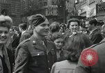 Image of Victory in Europe Day London England United Kingdom, 1945, second 7 stock footage video 65675066458