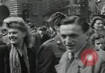 Image of Victory in Europe Day London England United Kingdom, 1945, second 8 stock footage video 65675066458