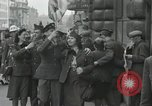 Image of Victory in Europe Day London England United Kingdom, 1945, second 10 stock footage video 65675066458