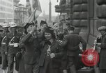 Image of Victory in Europe Day London England United Kingdom, 1945, second 11 stock footage video 65675066458