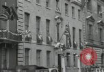 Image of Victory in Europe Day London England United Kingdom, 1945, second 8 stock footage video 65675066459
