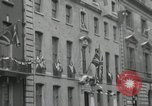 Image of Victory in Europe Day London England United Kingdom, 1945, second 9 stock footage video 65675066459