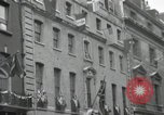 Image of Victory in Europe Day London England United Kingdom, 1945, second 11 stock footage video 65675066459