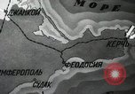 Image of recapturing of Kerch Kerch Peninsula Ukraine, 1944, second 4 stock footage video 65675066461