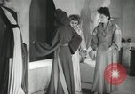 Image of Parisian designer dresses Paris France, 1944, second 8 stock footage video 65675066482