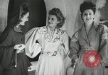 Image of Parisian designer dresses Paris France, 1944, second 11 stock footage video 65675066482