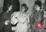 Image of Parisian designer dresses Paris France, 1944, second 12 stock footage video 65675066482