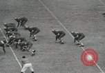 Image of football match Durham North Carolina USA, 1944, second 11 stock footage video 65675066483