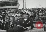 Image of Navy versus Notre Dame football game Baltimore Maryland USA, 1944, second 10 stock footage video 65675066484