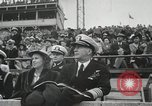 Image of Navy versus Notre Dame football game Baltimore Maryland USA, 1944, second 11 stock footage video 65675066484