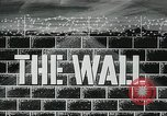 Image of Berlin Wall Europe, 1962, second 10 stock footage video 65675066486