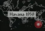 Image of Cuban Revolution Havana Cuba, 1959, second 4 stock footage video 65675066496