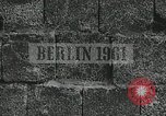 Image of East and West Berlin Germany, 1961, second 7 stock footage video 65675066497
