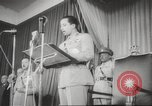 Image of King Faisal II and Nuri as-Said before revolt in Iraq Iraq, 1958, second 10 stock footage video 65675066499