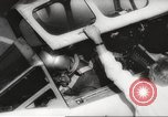 Image of ejector seat Germany, 1958, second 10 stock footage video 65675066501