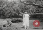 Image of westernized kimonos Japan, 1958, second 7 stock footage video 65675066503