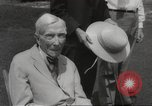 Image of John Rockefeller United States USA, 1933, second 11 stock footage video 65675066511