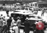 Image of pedestrians New York City USA, 1933, second 1 stock footage video 65675066514