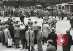 Image of pedestrians New York City USA, 1933, second 4 stock footage video 65675066514