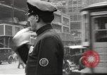 Image of pedestrians New York City USA, 1933, second 6 stock footage video 65675066514