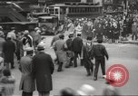 Image of pedestrians New York City USA, 1933, second 9 stock footage video 65675066514