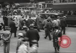 Image of pedestrians New York City USA, 1933, second 10 stock footage video 65675066514