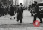 Image of pedestrians New York City USA, 1933, second 11 stock footage video 65675066514
