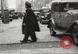 Image of pedestrians New York City USA, 1933, second 12 stock footage video 65675066514