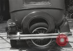Image of five-wheeled car California United States USA, 1933, second 5 stock footage video 65675066515