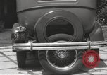 Image of five-wheeled car California United States USA, 1933, second 6 stock footage video 65675066515