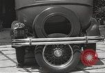 Image of five-wheeled car California United States USA, 1933, second 7 stock footage video 65675066515