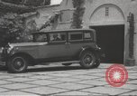 Image of five-wheeled car California United States USA, 1933, second 10 stock footage video 65675066515