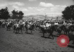 Image of rodeo Salinas California USA, 1958, second 10 stock footage video 65675066520