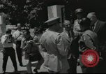 Image of American Army officers Beirut Lebanon, 1958, second 5 stock footage video 65675066523