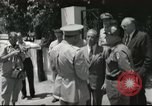 Image of American Army officers Beirut Lebanon, 1958, second 10 stock footage video 65675066523