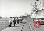 Image of American sailors Beirut Lebanon, 1958, second 3 stock footage video 65675066529