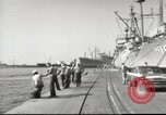 Image of American sailors Beirut Lebanon, 1958, second 4 stock footage video 65675066529