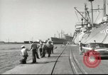 Image of American sailors Beirut Lebanon, 1958, second 5 stock footage video 65675066529