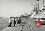 Image of American sailors Beirut Lebanon, 1958, second 6 stock footage video 65675066529