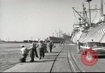 Image of American sailors Beirut Lebanon, 1958, second 7 stock footage video 65675066529