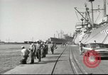 Image of American sailors Beirut Lebanon, 1958, second 8 stock footage video 65675066529