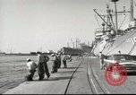 Image of American sailors Beirut Lebanon, 1958, second 9 stock footage video 65675066529