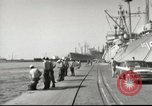 Image of American sailors Beirut Lebanon, 1958, second 10 stock footage video 65675066529